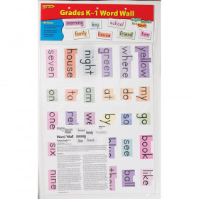 Sight Words in a Flash Word Walls, Grades K-1