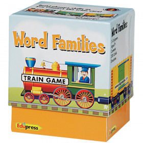 Train Game Word Families
