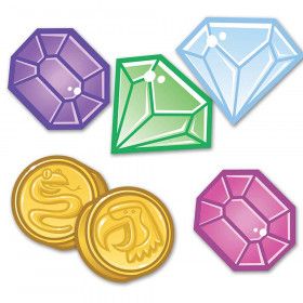 Coins Gems Mini Accents