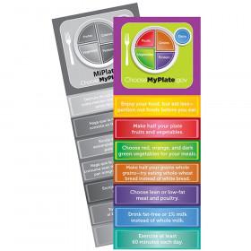 Myplate Jumbo Bookmarks Pack Of 36