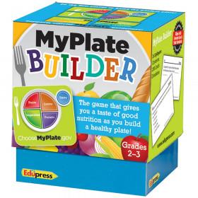 Myplate Builder Game