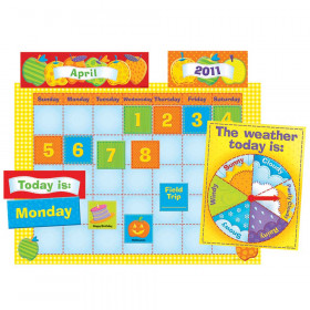 Patchwork Apples Calendar Kit