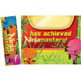 Ninja Mastery Bookmark Awards