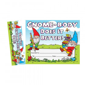 Gnome-Body Does It Better Bookmark Award