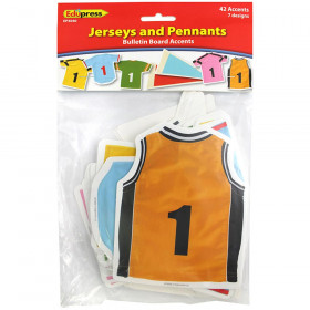 Jerseys And Pennants Accents