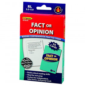Fact Or Opinion - 3.5-5.0