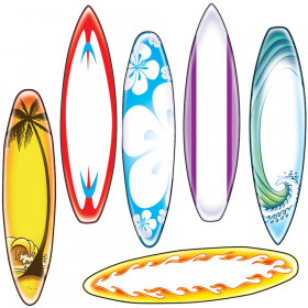 Surfboard Accents