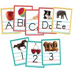 Alphabet And Number Accents 36 Unique Designs