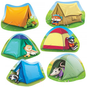 Camping Critters Accents
