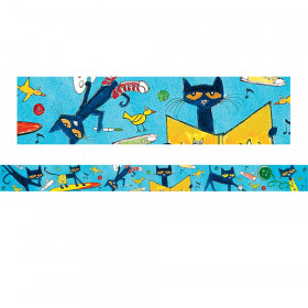 Pete The Cat Spotlight Border