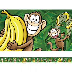 Go Bananas Spotlight Border