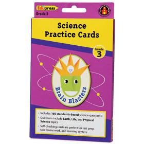 Science Brain Blasters Gr 3