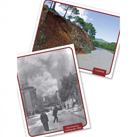 Natural Disasters Science Cards