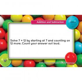 Math Tasty Task Cards Addition Subtraction