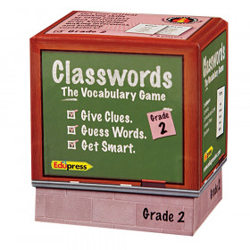 Classwords Vocabulary Game, Grade 2
