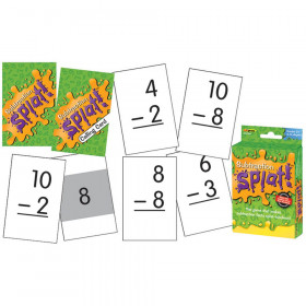 Subtraction Splat Game