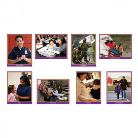 Community Helpers Photo Activity Cards