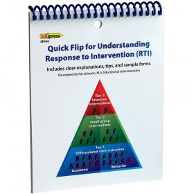 Quick Flip Understanding Response To Intervention Rti