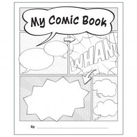 My Own Books: My Comic Book
