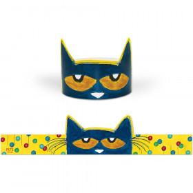 Pete the Cat Crowns, Pack of 30
