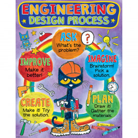 Pete The Cat Engneering Process Cht