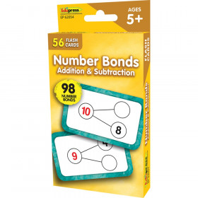 Number Bonds - Addition and Subtraction Flash Cards