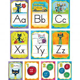 Pete The Cat Alphabet Bulletin Board Set
