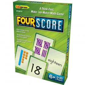 Four Score Dice Game