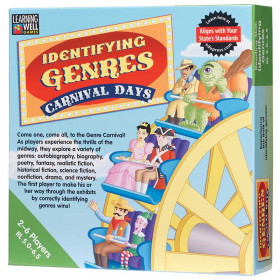 Identifying Genres Carnival Days Green Level 5.0-6.5