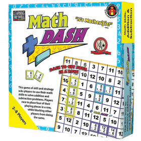 Math Dash Addition & Subtraction