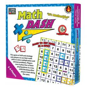 Math Dash Game: Multiplication & Division
