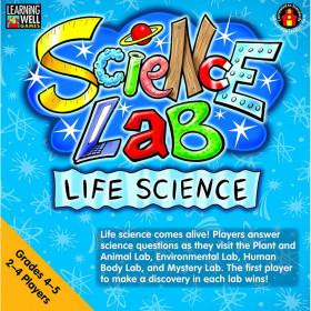Science Lab Life Science Gr 4-5
