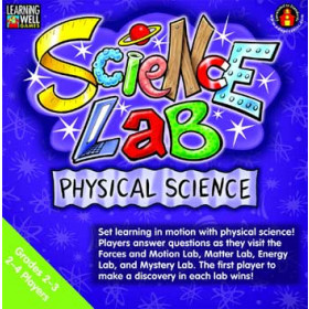 Science Lab Physical Science Gr 2-3