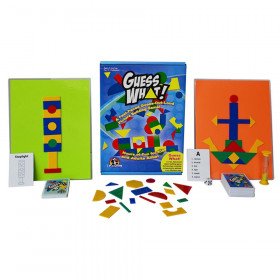 Guess What! Game with CD