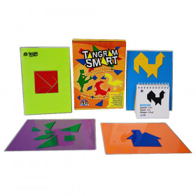Tangram Smart Matching Game with CD