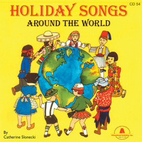 Holiday Songs Around The World Cd