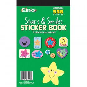 Stars & Smiles Sticker Book