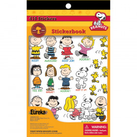 Peanuts Sticker Books