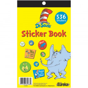 Dr. Seuss Sticker Book