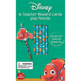 Finding Nemo Pencils With Toppers