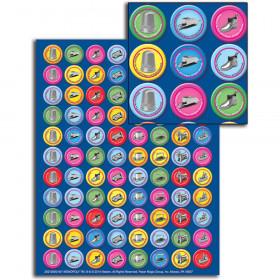 Monopoly Mini Stickers