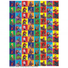 Marvel Super Hero Adventure Stickers - Mini (88-up)