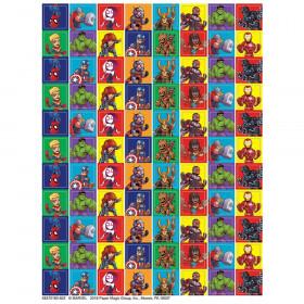 Marvel Super Hero Adventure 88Up Stickers Mini