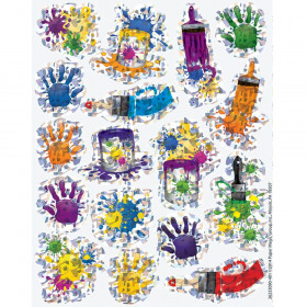Color My World Sparkle Stickers