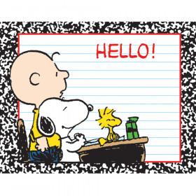 Peanuts Name Tags