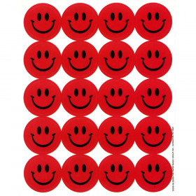 Stickers Scented Smiles 80/Pk Strawberry
