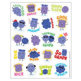 Grape Stickers Scented