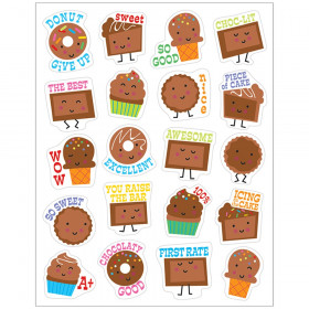 Chocolate Stickers Scented
