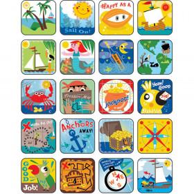 Island Theme Stickers