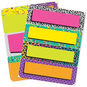 Rock The Classroom Stickers Label